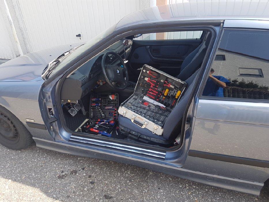 E36 Compact Umbau - 3er BMW - E36