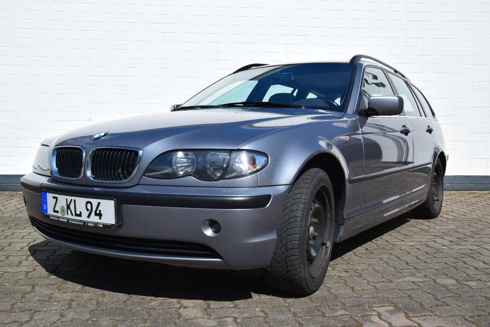 E46, 320i Touring - 3er BMW - E46