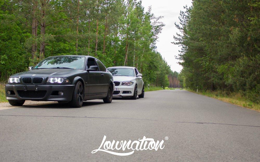 E46 CSL Atomic Teal Projekt - 3er BMW - E46