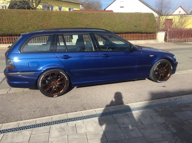 BMW 318 Touring - 3er BMW - E46