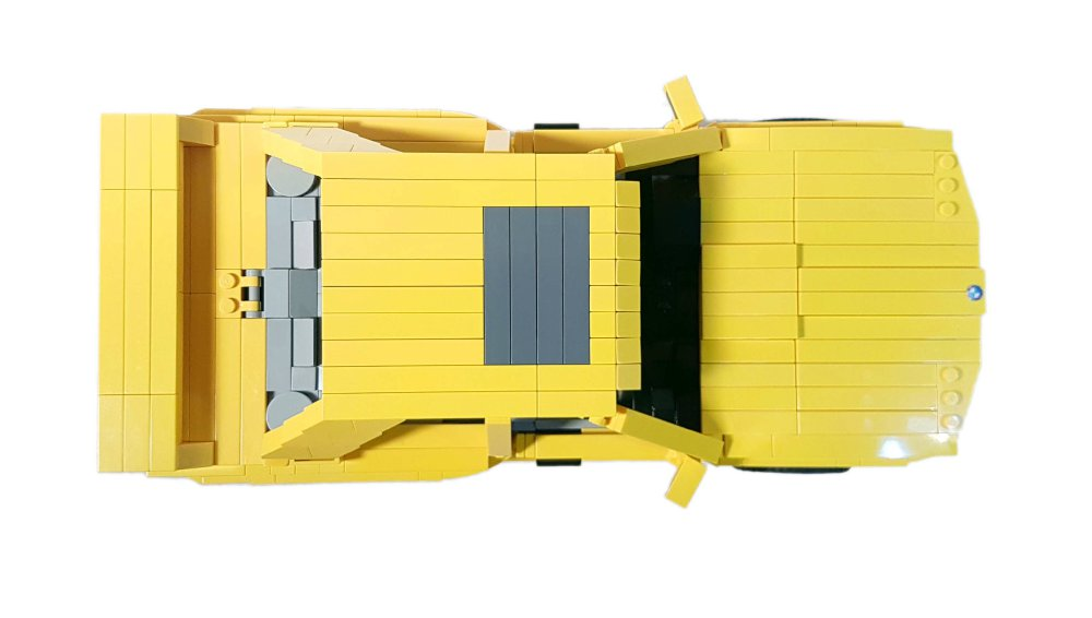 LEGO BMW M3 (E30) - Lego Ideas Projekt - sonstige Fotos