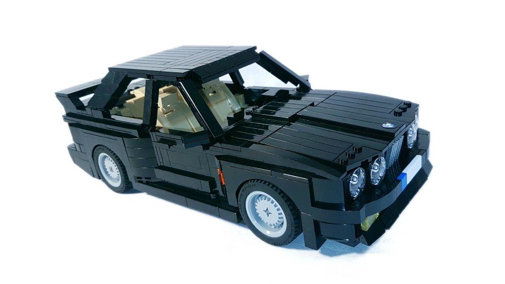 Lego Bmw M3 E30 Lego Ideas Projekt Sonstige Fotos Tuning
