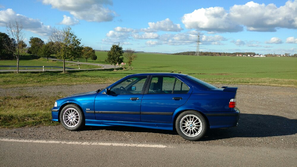 E36 , 318i - 3er BMW - E36