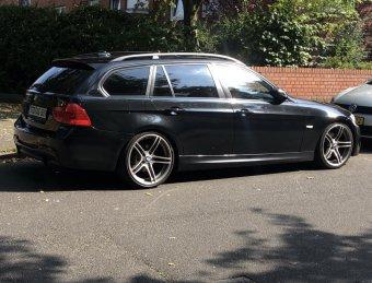 Grays_E91 / 320d —> 335 Optik - 3er BMW - E90 / E91 / E92 / E93