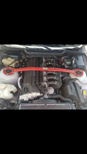 BMW compact M3 Umbau - 3er BMW - E36