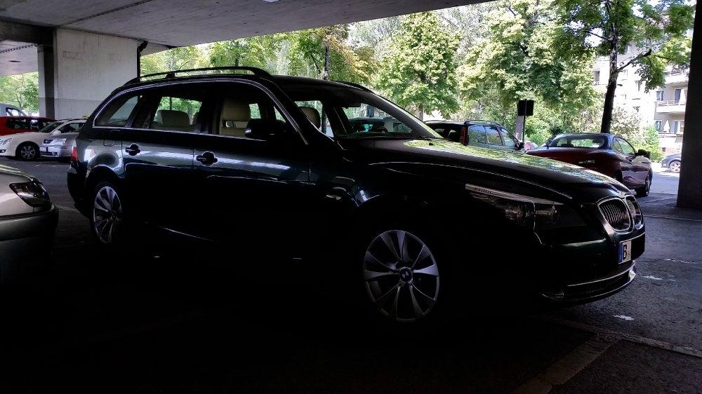 E61, 525d LCI - 5er BMW - E60 / E61
