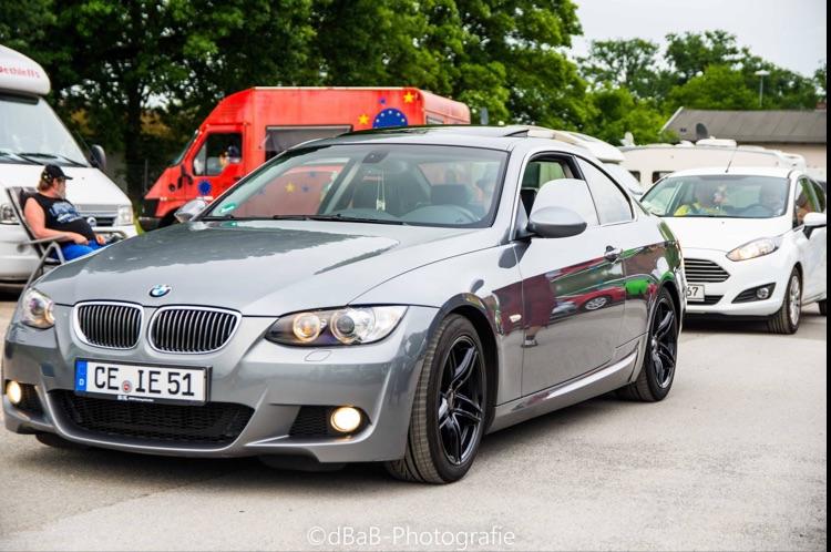E92 335D - 3er BMW - E90 / E91 / E92 / E93