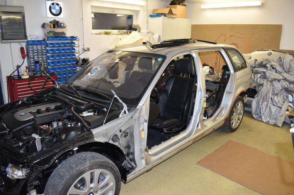 """330xd """"Warum mach ich das?"""" Winterpause!! - 3er BMW - E46"""