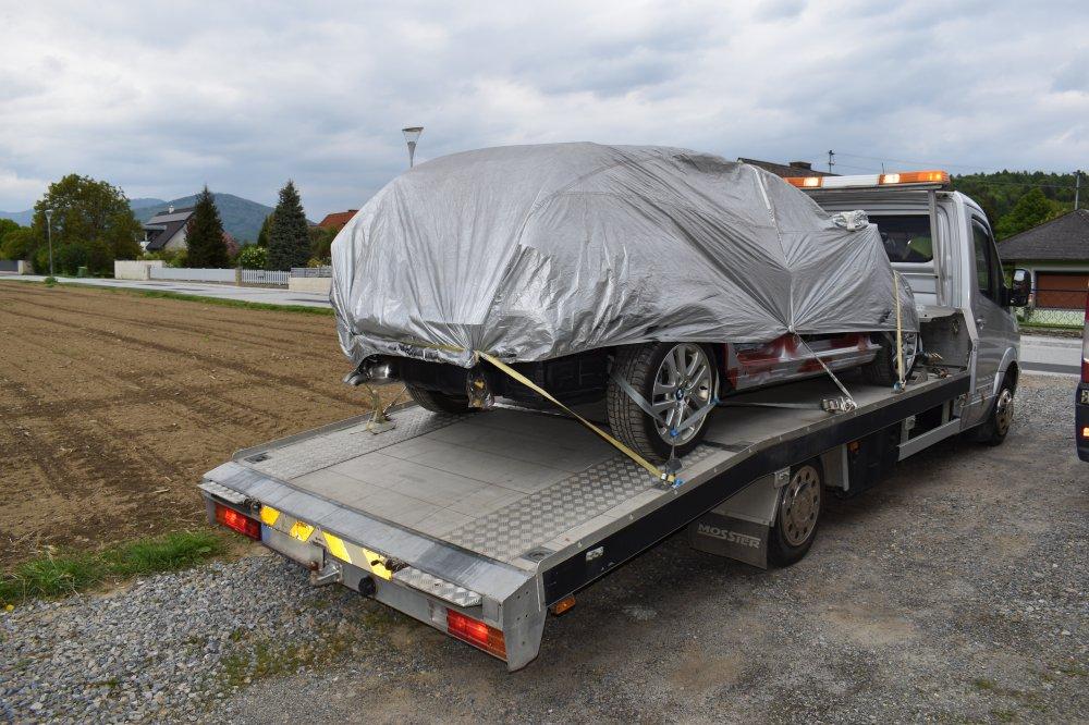 """330xd """"Warum mach ich das?"""" Ubdate 16 - 3er BMW - E46"""