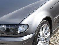Mercedes-Benz Lackierung Mountaingrau metallic
