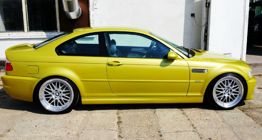 M3 Coupe Phoenixgelb Handschalter 3er Bmw E46 Quot M3 Quot Tuning Fotos Bilder Stories