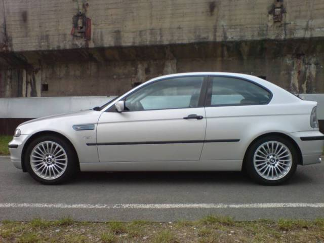 bmw 316ti compact m3 line 3er bmw e46 compact. Black Bedroom Furniture Sets. Home Design Ideas