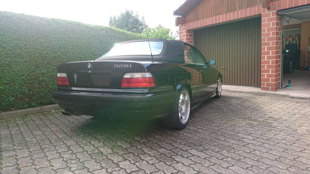 328er Nachtblaumetallic - 3er BMW - E36