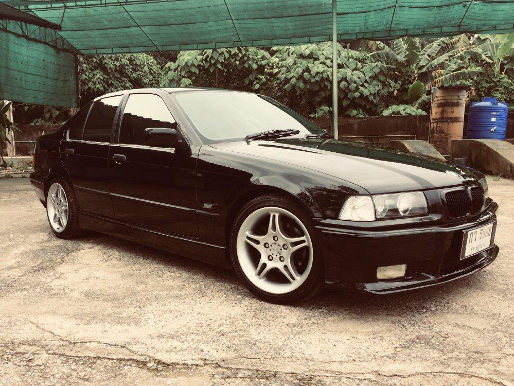 E36, 325i Sedan - 3er BMW - E36