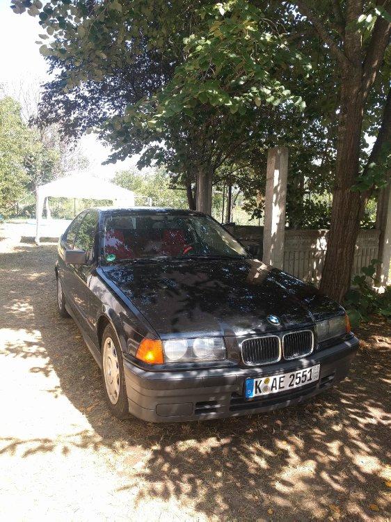 316i E36 Compact Rumänien Sommerauto - 3er BMW - E36
