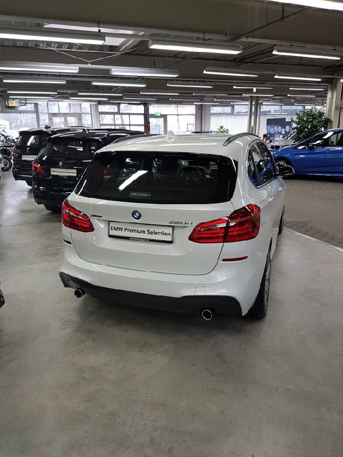 f45, 220d aktive tourer - 2er BMW - F22 / F23