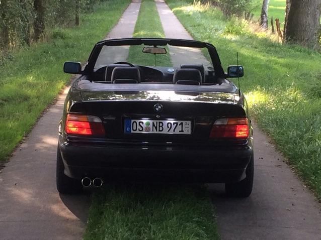 E36 Cabrio - 3er BMW - E36