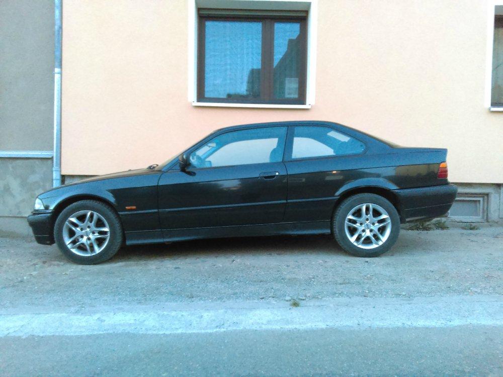 E36 Coupé Höherlegung hinten - 3er BMW - E36