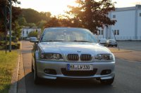 BMW E46 323Ci Cabrio Titansilber