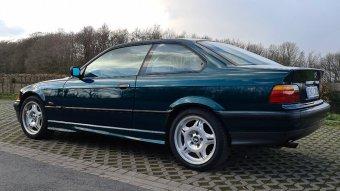 BMW_E36_316i_Coupe_Bostengruen_Winterauto BMW-Syndikat Fotostory