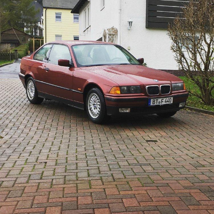 E36 316i Gewindefahrwerk - 3er BMW - E36