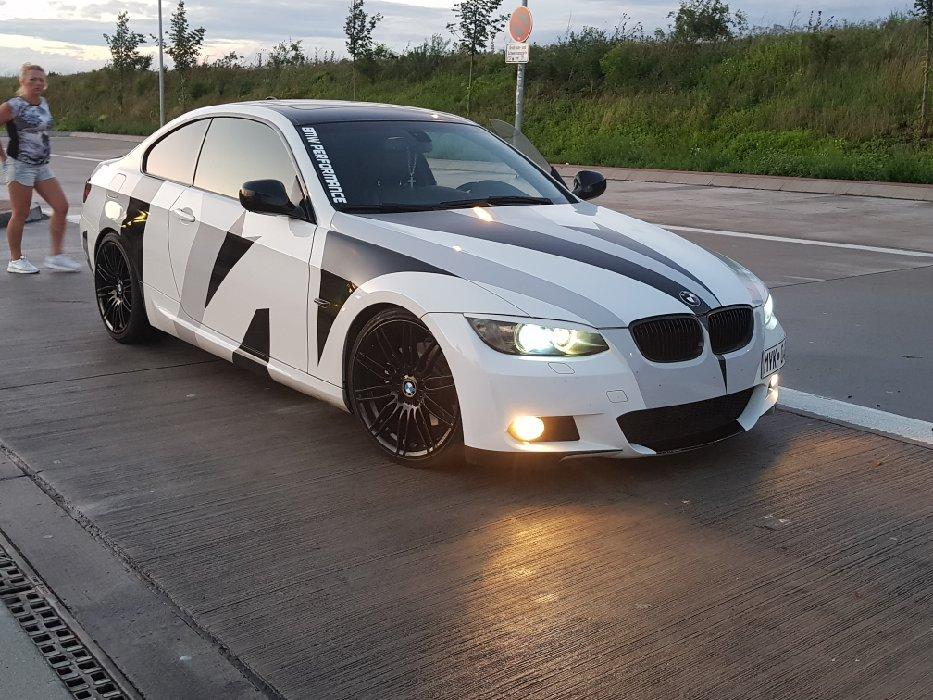 E92 330d Coupe - 3er BMW - E90 / E91 / E92 / E93