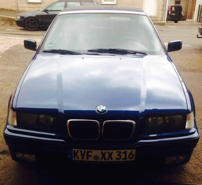 E36-316i Compact - 3er BMW - E36