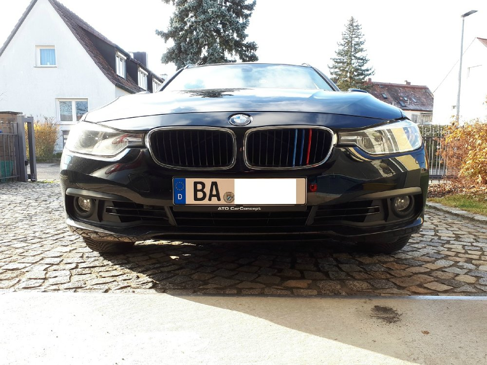 Mein Black Beauty (BMW F31) - 3er BMW - F30 / F31 / F34 / F80
