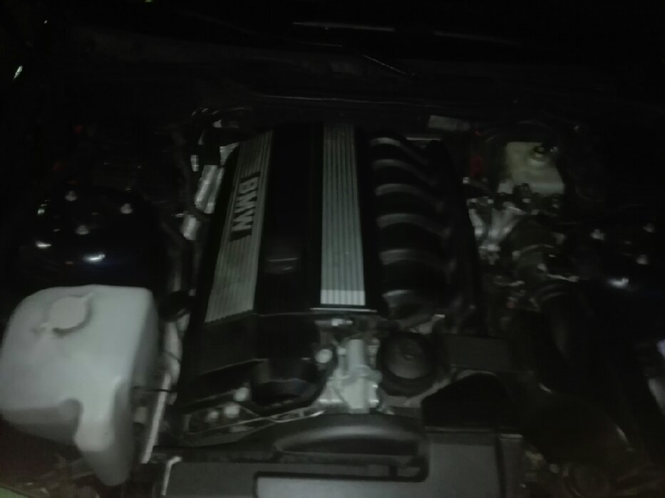 323 ti - 3er BMW - E36