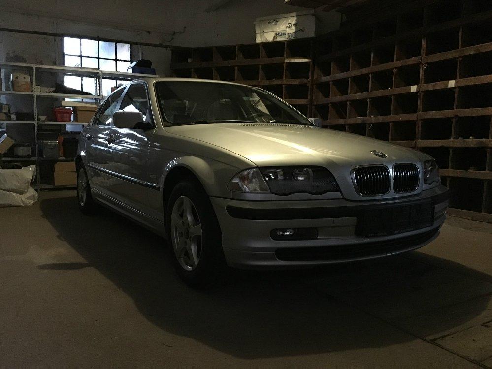 Mein E46 320i - 3er BMW - E46