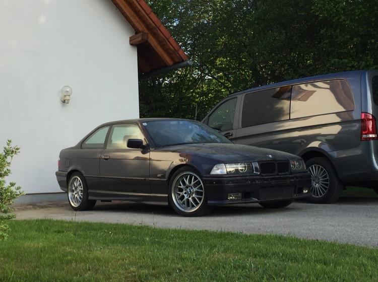 E36 316i digitiert zu 318is - 3er BMW - E36