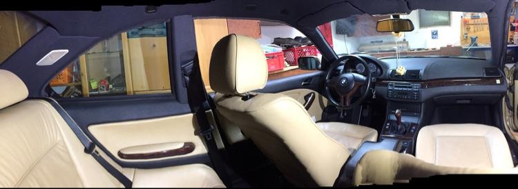 Treuer Begleiter! - 3er BMW - E46