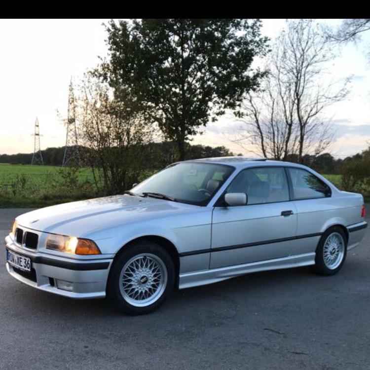 E36 Coupé - 3er BMW - E36