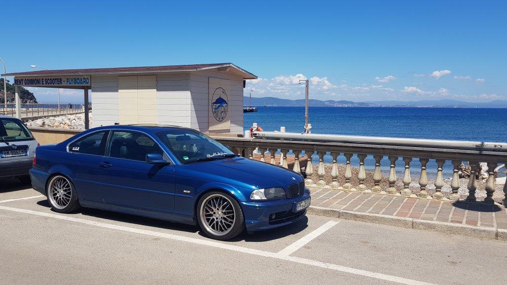 Blue Baby - 3er BMW - E46