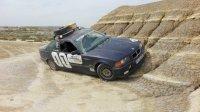 Der Ritt nach Barcelona - 3er BMW - E36