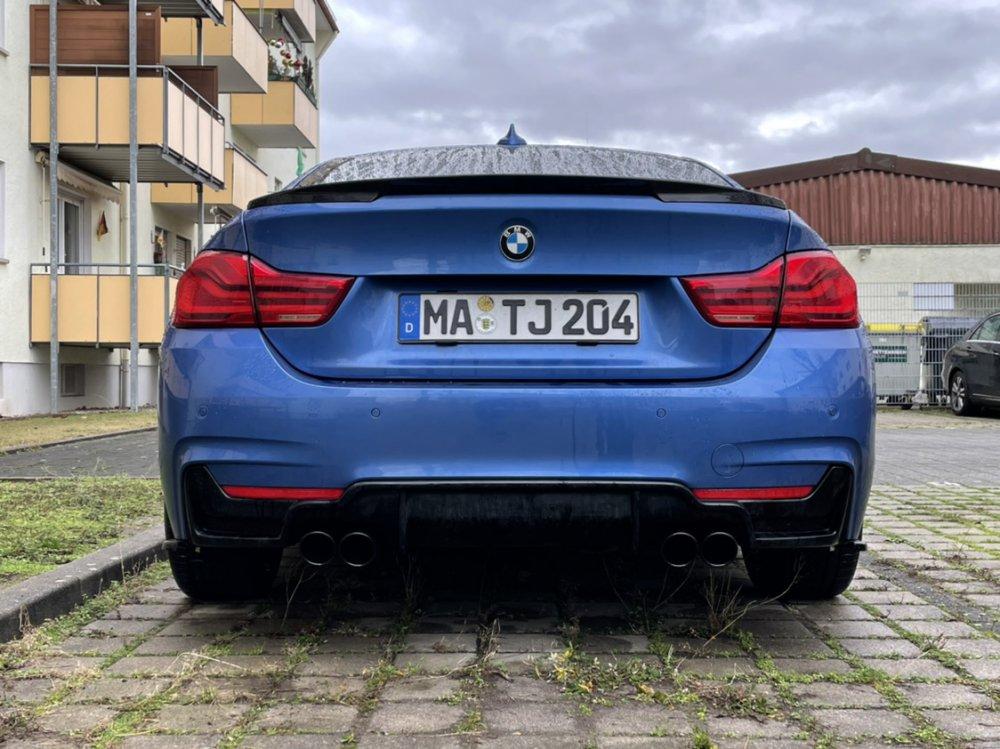 F36 TJ - 4er BMW - F32 / F33 / F36 / F82