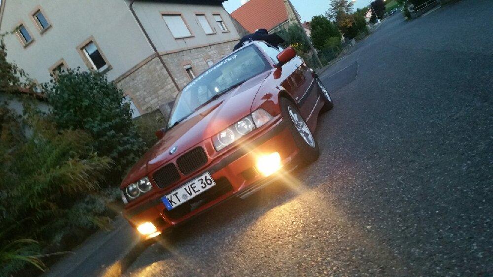Meine kleine limo - 3er BMW - E36