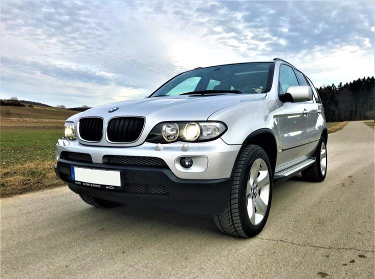X5 Sportpaket Titansilber - BMW X1, X2, X3, X4, X5, X6, X7