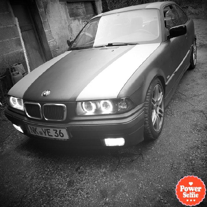 "Bmw 316i: E36 ] ""Coupe"""