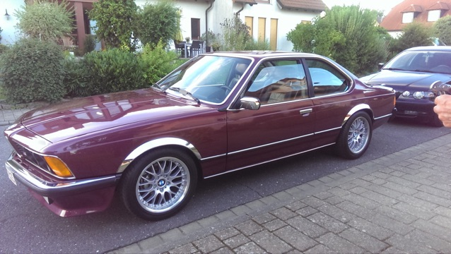 BMW 635csi Erste Serie - Fotostories weiterer BMW Modelle