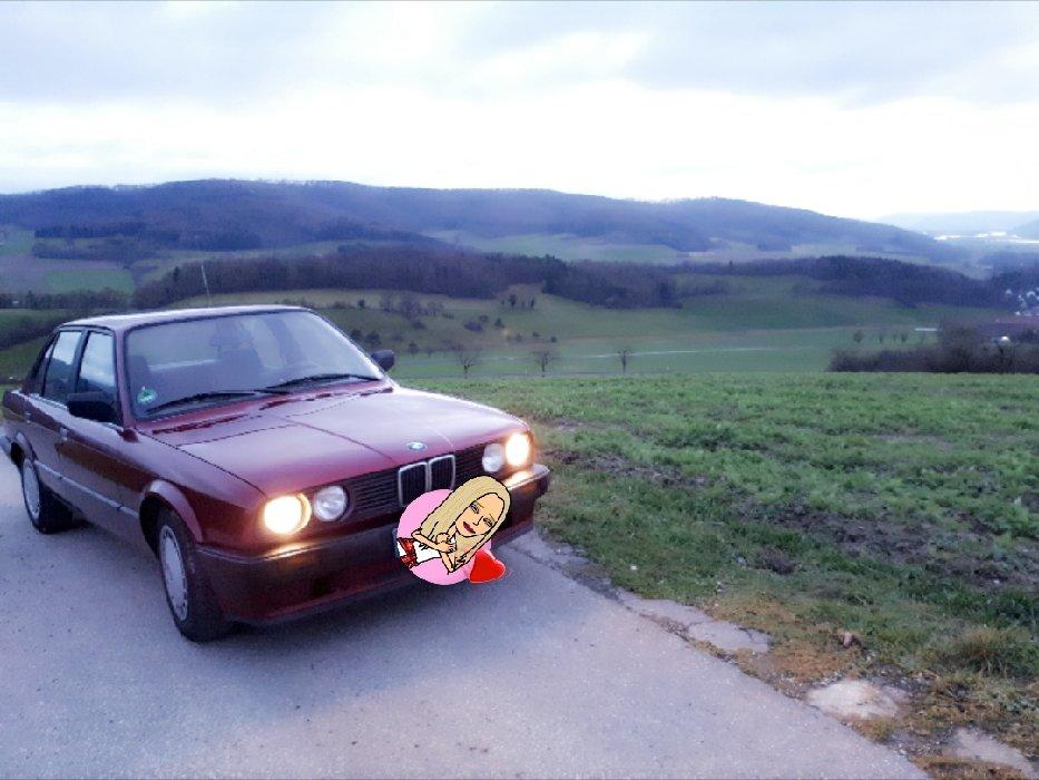 E30 Limousine - 3er BMW - E30