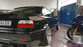 E36 BMW-Syndikat Fotostory