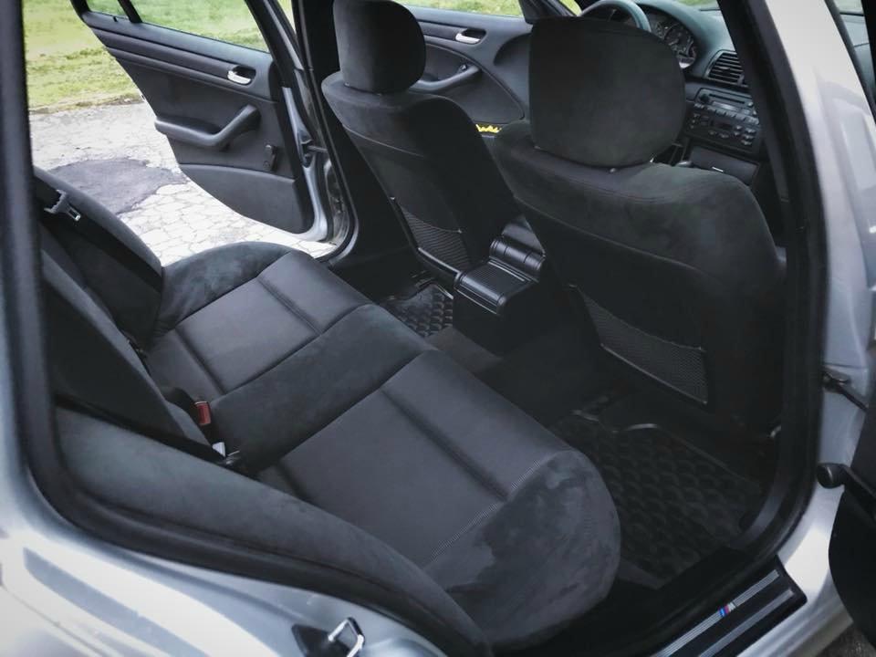 Mein BMW E46, 320d Touring bj. 2003 - 3er BMW - E46