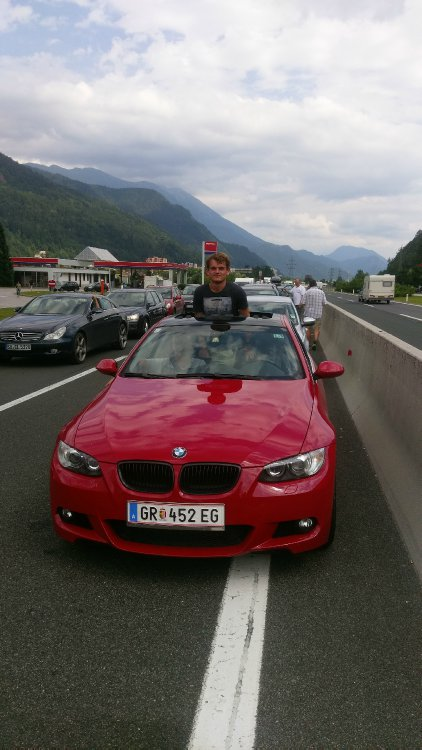 E92, 330xi, M Performance - 3er BMW - E90 / E91 / E92 / E93