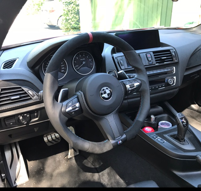 """M235iX """"Schnitzerblitz"""" - 2er BMW - F22 / F23"""