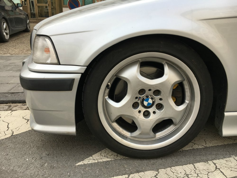 323ti - 3er BMW - E36