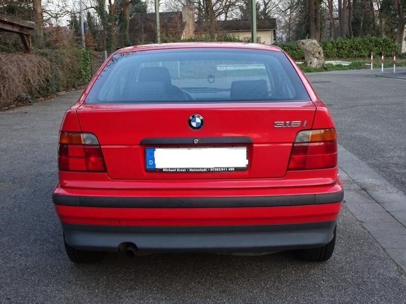 316i - 3er BMW - E36