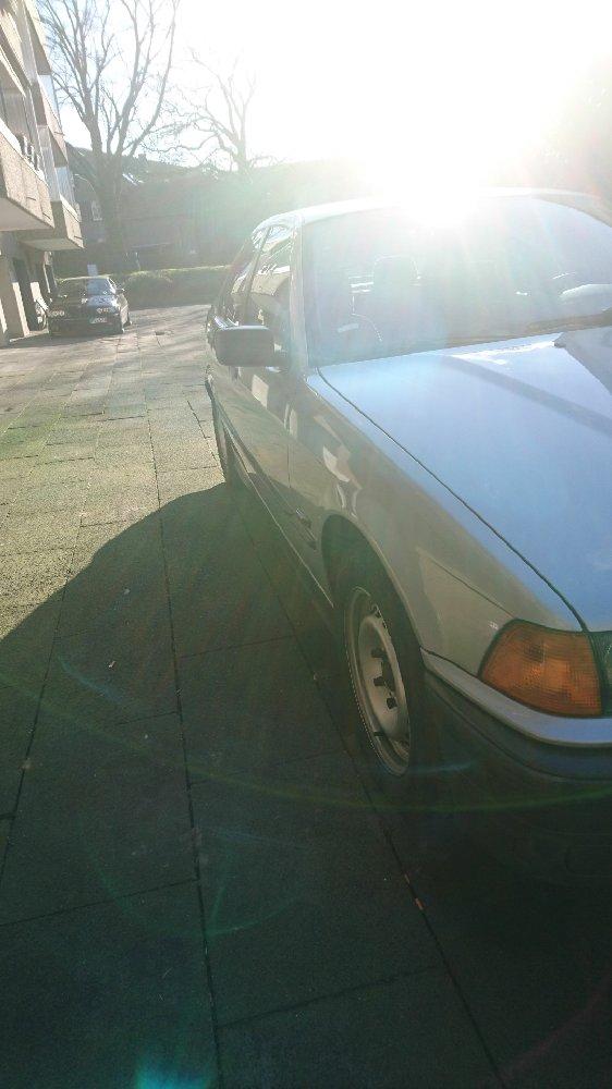 back to basic kein schnick schnack - 3er BMW - E36