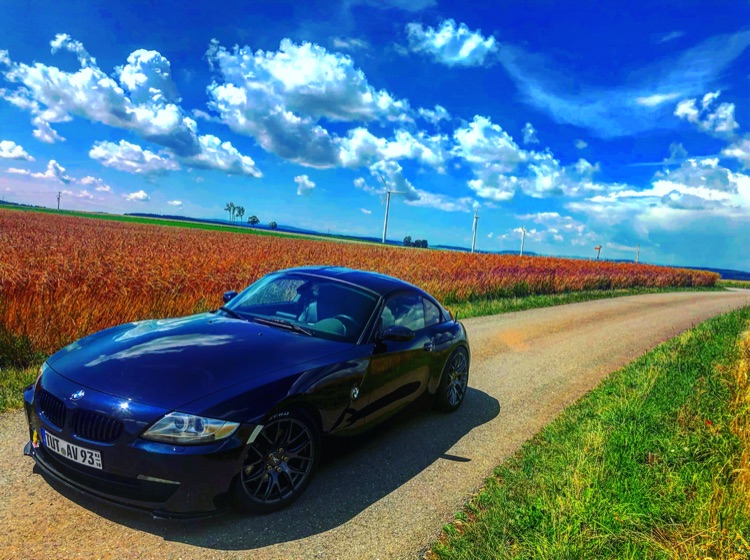 Z4 e86 Coupé 3.0si - BMW Z1, Z3, Z4, Z8