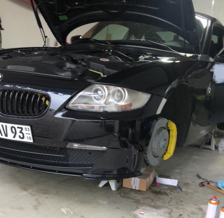 "Bmw Z4 Coupe Tuning: Z4 E86 Coupé 3.0si [ BMW Z1, Z3, Z4, Z8 ] ""Z4 Coupe"